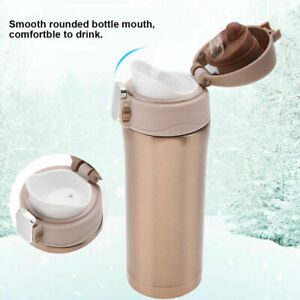 Stainless Steel Vacuum Thermos Insulated Water Bottle Travel Mug Coffee Tea Cup