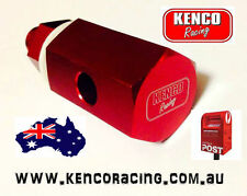 Kenco One Way Fuel Tank Check Valve Aluminium Plastic Speedway Rally Drag Car AN