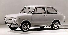 Fiat 850 Berlina, Coppia Paraurti Ant E Post Nuovi, Bumpers, Pairs