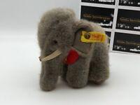 Steiff Tier 1450/12 Elefant 14 cm. Top Zustand