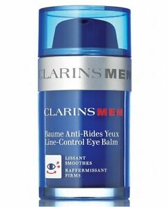Clarins Men Line Contyrol Eye Balm 0.60 oz. New in Box Men's Eye Treatment