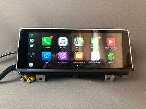 BMW 3 Series F30 CIC NBT Apple Carplay + Android Auto Navigation F31 F32 F34