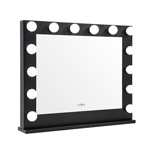 Light Bulb Mirror Makeup Beauty 14 Dimmable LED Hollywood Vanity Dressing Table