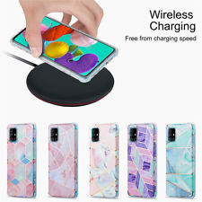 For Samsung Galaxy S21 Ultra 5G S20 Luxury Cute Marble Case Protective Cover