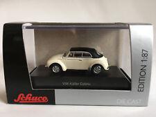 VW Käfer Cabrio Art.-Nr. 452633500 Schuco 1:87