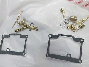 TWO New Carb Rebuild Kits For Suzuki T500 T-500 Titan Kit Carburetor 1969-1977