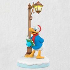 Hallmark Keepsake - Jolly Donald - Disney Christmas Carolers Storytellers