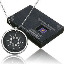 Quantum Scalar Energy Power Pendant Negative Ions Magnetic Health Necklace