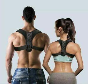 correcteur de posture redresse dos épaules ceinture dorsale maintien dos s au xl