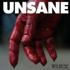 UNSANE - WRECK  CD PUNK INTERNATIONAL PUNK  NEW+