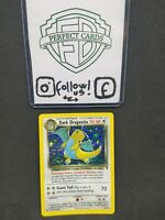 POKÉMON LEGENDARY DARK DRAGONITE HOLO 5/110 NM-