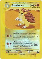 CCG 358 Pokemon Skyridge Reverse Holo Sandamer / Sandslash 93/144