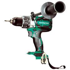 NEW! Hitachi DV18DBL2 18V BRUSHLESS Cordless Hammer Drill Driver Impact Skin