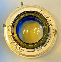 Aerostigmat f:5.0 12n 305mm in Ilex No. 5 Universal Shutter!