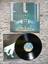 Electric Light Orchestra Face The Music ELO Vinyl UK 1975 Jet A4/B1 Matrix LP