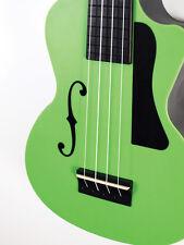 Ukulele Eddy Finn Beachmaster Concert Lime Green