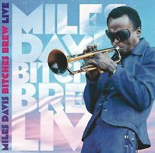 Miles Davis Bitches Brew Live CD NEW SEALED 2011 Jazz
