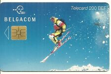 RARE / CARTE TELEPHONIQUE - SKI : HORS PISTE / PHONECARD TELEPHONE CARD