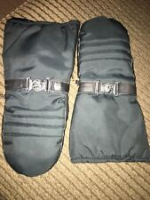 New listing Vintage Original Leather Arctic Cat Mitts Zip Gloves Adult Women's Large