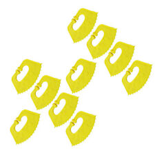 10 Pcs Thickened Plastic Calf Nose Prick Weaner Cattle Nose Thorn Clip