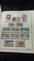 Alemania DDR. Colección de sellos nuevos y usados
