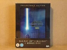 Star Wars: The Force Awakens & Rogue One: A Star Wars Story (Bluray 3D + Bluray)