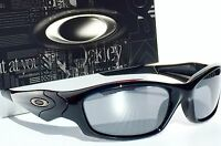 NEW* Oakley STRAIGHT JACKET POLARIZED BLACK Iridium Lens Sunglass 9038-0359