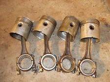 Allis Chalmers B IB tractor AC engine motor pistons rings rod / piston ring rod