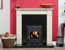 Fire Warm 5kW DEFRA Cast Iron Inset Wood Burning LogMultifuel Traditional Stove