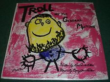 Troll At The General Meeting Lois Prante Ellis~RARE 1967 Children's LP~FAST SHIP