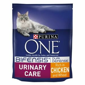 Purina ONE Bifensis Urinary Care Chicken and Wheat Dry Cat Food 2 x 3KG = (6KG)
