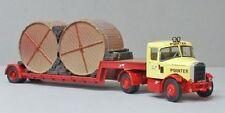 Corgi premium edt Scammell Highwayman Low Loade CC10703