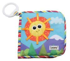 Baby Tomy Lamaze Touch and Feel Classic Discovery Book Toys 0+