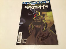 SIGNED JASON FABOK BATMAN #22 TIM SALE VARIANT THE BUTTON W/COA 200% GUARANTEE