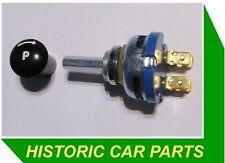 Verschluss /& Cup für MGB Roadster /& Mgbgt Edelstahl Motorhaubenentriegelung