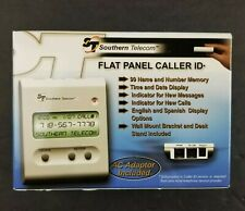 Southern Telecom Flat Panel Caller ID SID-01 New