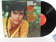 John Rowles Sings Cheryl Moana Marie Vinyl LP Kapp KS-3637
