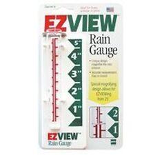New Headwind 820-0188 Usa Made E-Z View Read Rain Gauge Sale 0080085