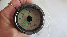 945337 BEEDE Dash Air Pressure Gauge RV MOTORHOME MONACO NEW OLD GAB-143