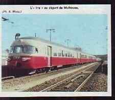 1974  --  L IRIS  DEPART DE MULHOUSE  J579