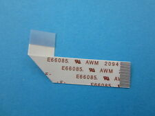 20 pin 0,5mm pitch AWM 20941 cable flex 52mm p000413580 Qosmio g10, g15