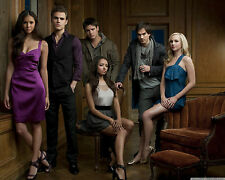 THE VAMPIRE DIARIES A3 POSTER PRINT ART TVD01 - BUY 2 GET 1 FREE!