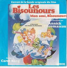 Disque vinyle 45T LES BISOUNOURS 1986 Extrait bande originale du film. DV020