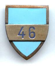 Infanterie  46° a identifier ? Fab. CH. Valellet
