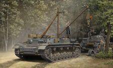 Trumpeter 00389 - 1:35 German Bergepanzer IV Recovery Vehicle - Neu