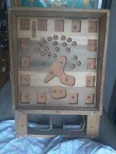 "Pinball light box 1930s - probably a Stoner ""Davy Jones"" [1939]"