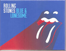"""The Rolling Stones """"Blue & solitario"""" Deluxe CD box SEALED"""