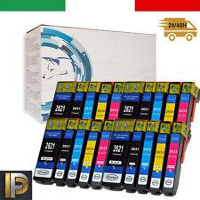 Kit 20 cartucce per Epson XP600 XP700 XP710 XP720 XP800 XP510 XP520 XP605 XP610