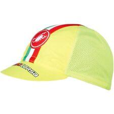 CAPPELLINO CASTELLI PERFORMANCE CYCLING CAP colore GIALLO FLUO taglia UNICA