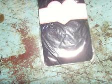 New Nip Tcp The Childrens Place plain black microfiber size 6-7 tights classic